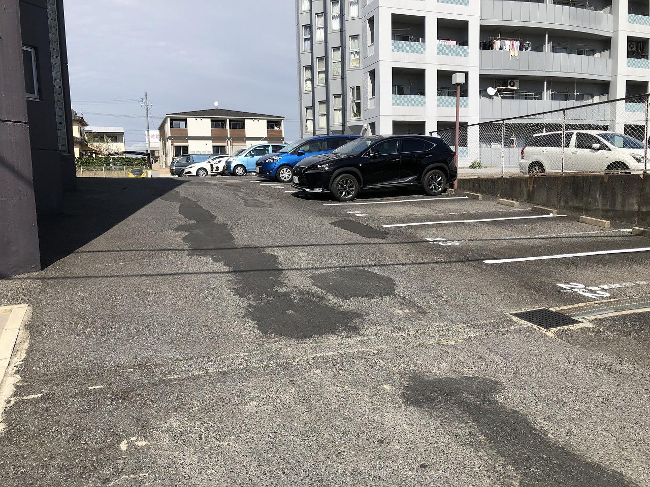 【愛知県】賃貸マンション駐車場